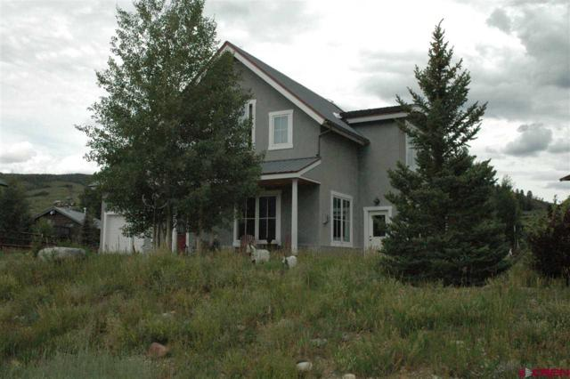 76 Kubler Street, Crested Butte, CO 81224 (MLS #761871) :: The Dawn Howe Group | Keller Williams Colorado West Realty