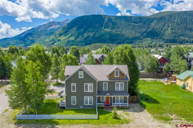 1 Seventh Street B, Crested Butte, CO 81224 (MLS #761927) :: The Dawn Howe Group | Keller Williams Colorado West Realty