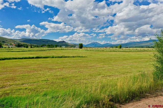 Lot 5 Kiowa Lane, Gunnison, CO 81210 (MLS #761940) :: The Dawn Howe Group | Keller Williams Colorado West Realty