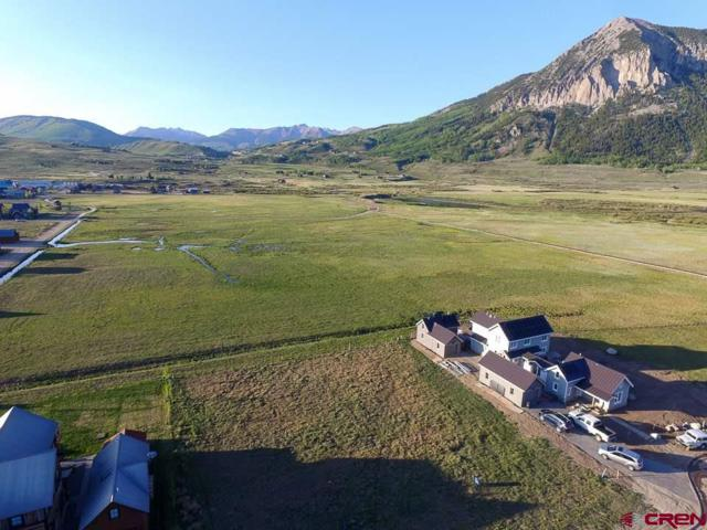 923 Belleview Avenue, Crested Butte, CO 81224 (MLS #761964) :: The Dawn Howe Group | Keller Williams Colorado West Realty
