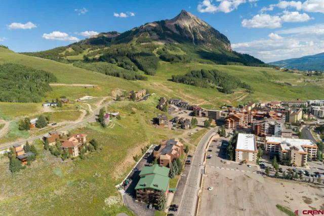 35 Emmons Road #3, Mt. Crested Butte, CO 81225 (MLS #761968) :: The Dawn Howe Group | Keller Williams Colorado West Realty