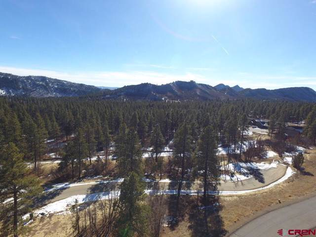 25 Terra Blue (Lot 18) Way, Durango, CO 81301 (MLS #762894) :: Durango Mountain Realty