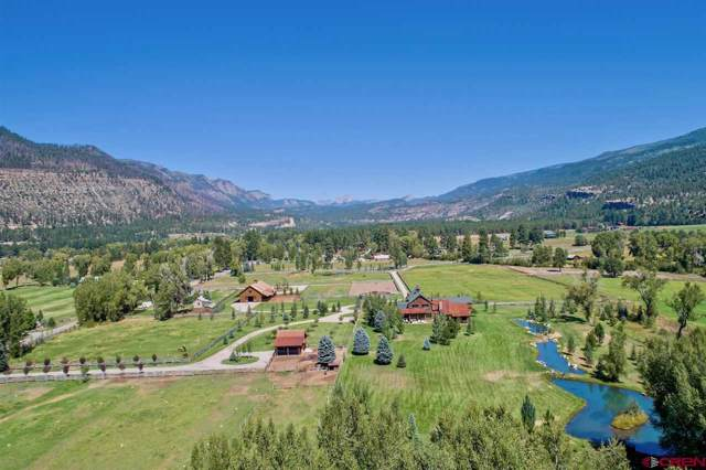 10582 County Road 250, Durango, CO 81301 (MLS #762895) :: Durango Mountain Realty