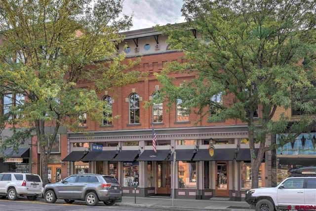 858 Main Avenue #208, Durango, CO 81301 (MLS #762944) :: Durango Mountain Realty