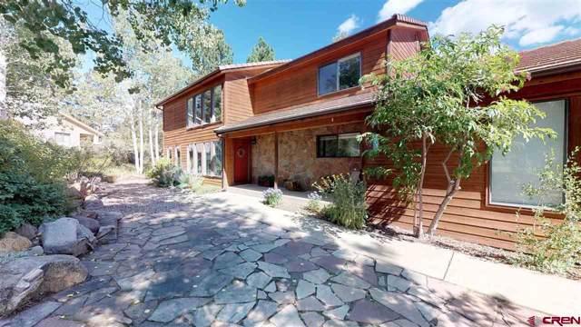 1132 Oak Drive, Durango, CO 81301 (MLS #762959) :: Durango Mountain Realty