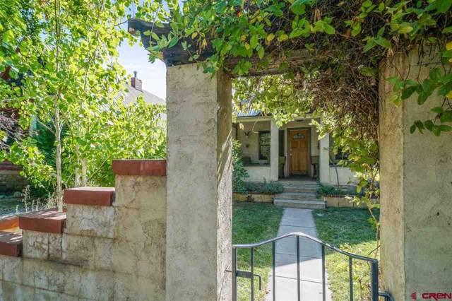 464 E 4th Avenue, Durango, CO 81301 (MLS #762986) :: Durango Mountain Realty