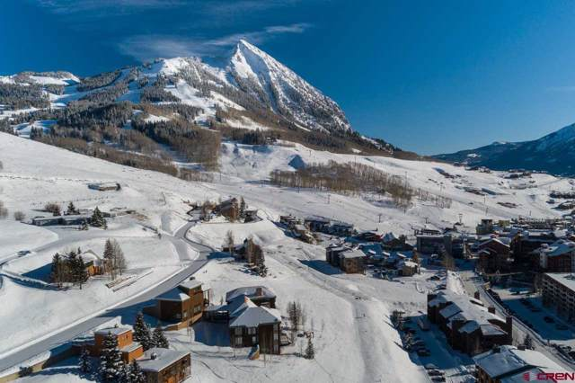 39 Whetstone Road, Mt. Crested Butte, CO 81225 (MLS #762991) :: The Dawn Howe Group   Keller Williams Colorado West Realty