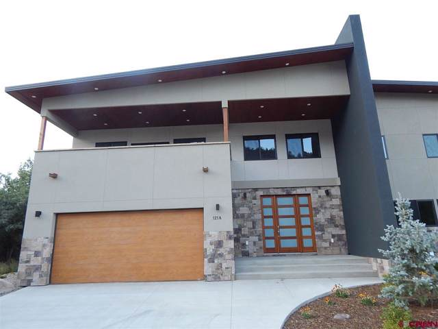121 River Oaks Drive A, Durango, CO 81303 (MLS #763012) :: Durango Mountain Realty