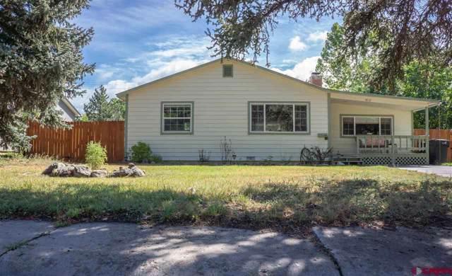1812 Forest Avenue, Durango, CO 81301 (MLS #763031) :: Durango Mountain Realty