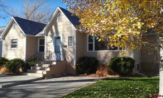1209 S 2nd, Montrose, CO 81401 (MLS #763035) :: The Dawn Howe Group | Keller Williams Colorado West Realty