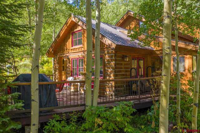 6475 County Road 740, Crested Butte, CO 81224 (MLS #763086) :: The Dawn Howe Group | Keller Williams Colorado West Realty