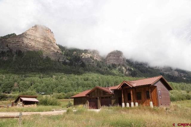 88 Hermosa Cllffs Road, Durango, CO 81301 (MLS #763151) :: Durango Mountain Realty