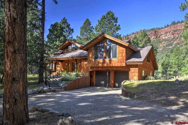 420 Aspen Lane, Durango, CO 81301 (MLS #763153) :: Durango Mountain Realty