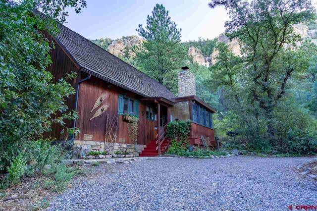 1866 & 1862 Cr 250, Durango, CO 81301 (MLS #763197) :: The Dawn Howe Group | Keller Williams Colorado West Realty
