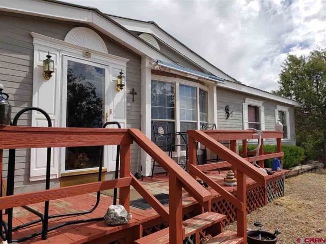 70 Pine Ridge Road, Durango, CO 81301 (MLS #763202) :: The Dawn Howe Group | Keller Williams Colorado West Realty