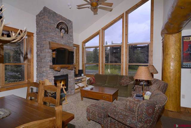 9 Hunter Hill Road #209, Mt. Crested Butte, CO 81225 (MLS #763219) :: The Dawn Howe Group   Keller Williams Colorado West Realty