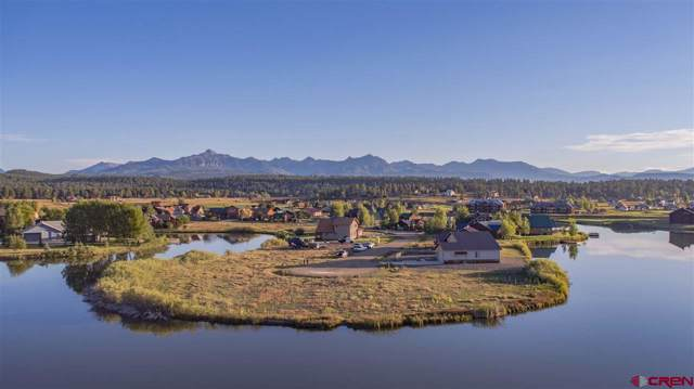 324 Peninsula Place, Pagosa Springs, CO 81147 (MLS #763241) :: The Dawn Howe Group | Keller Williams Colorado West Realty