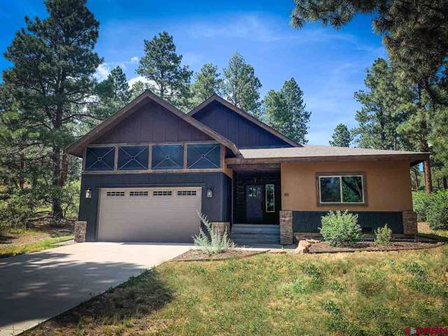 85 Clear Creek Loop, Durango, CO 81301 (MLS #763281) :: Durango Mountain Realty