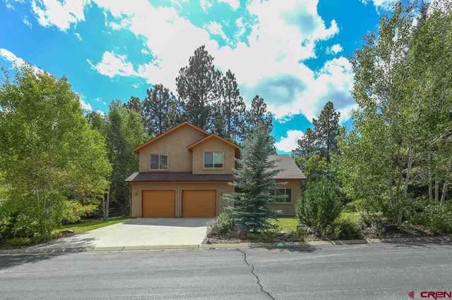 554 Oak Drive, Durango, CO 81303 (MLS #763298) :: The Dawn Howe Group | Keller Williams Colorado West Realty