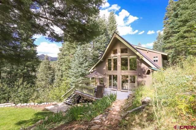 318 High Trails Drive, Durango, CO 81301 (MLS #763373) :: Durango Mountain Realty