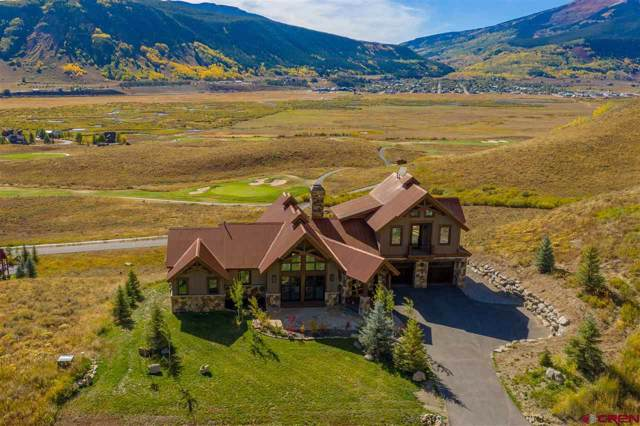 1025 Skyland Drive, Crested Butte, CO 81224 (MLS #763426) :: The Dawn Howe Group | Keller Williams Colorado West Realty