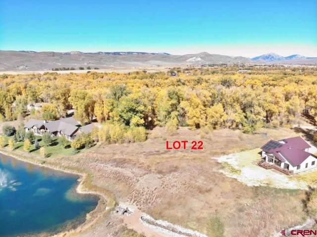 142 Riverwalk Drive, Gunnison, CO 81230 (MLS #763639) :: The Dawn Howe Group | Keller Williams Colorado West Realty