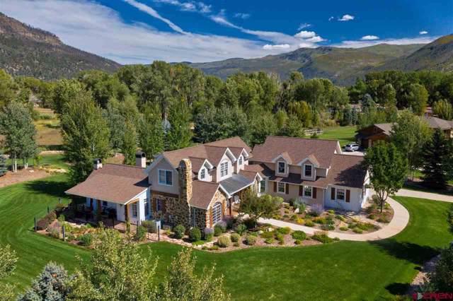 670 Red Rock Road, Durango, CO 81301 (MLS #763711) :: Durango Mountain Realty