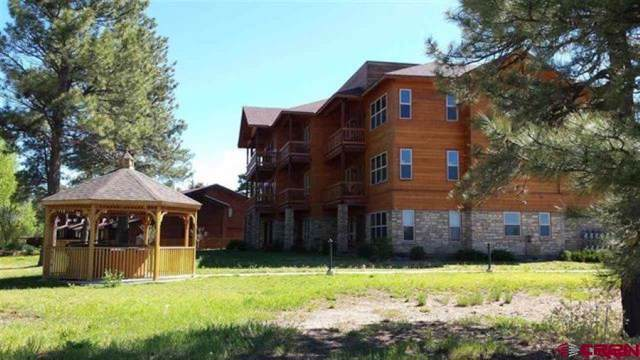 109 Ace Court #104 #104, Pagosa Springs, CO 81147 (MLS #763754) :: The Dawn Howe Group | Keller Williams Colorado West Realty