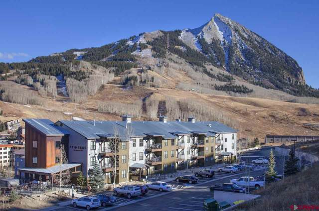 20 Marcellina Lane #207, Mt. Crested Butte, CO 81225 (MLS #763822) :: The Dawn Howe Group | Keller Williams Colorado West Realty