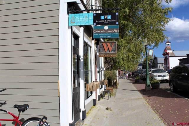 115 Elk Avenue F, Crested Butte, CO 81224 (MLS #763823) :: The Dawn Howe Group | Keller Williams Colorado West Realty