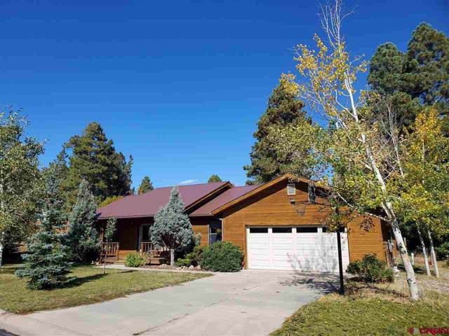 1040 Oak Drive, Durango, CO 81301 (MLS #763835) :: The Dawn Howe Group | Keller Williams Colorado West Realty