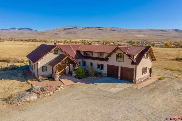 1141 County Road 818, Gunnison, CO 81230 (MLS #763884) :: The Dawn Howe Group | Keller Williams Colorado West Realty