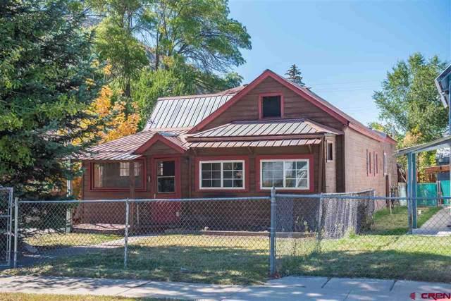 343 E 6th Avenue, Durango, CO 81301 (MLS #763910) :: The Dawn Howe Group   Keller Williams Colorado West Realty