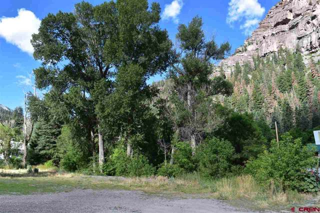 TBD 7th Avenue, Ouray, CO 81427 (MLS #763911) :: The Dawn Howe Group | Keller Williams Colorado West Realty