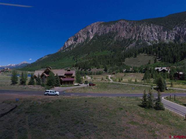 703 Skyland Drive, Crested Butte, CO 81224 (MLS #763985) :: The Dawn Howe Group | Keller Williams Colorado West Realty