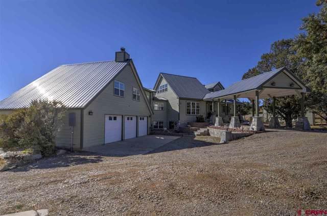 190 Belle Starr Drive, Durango, CO 81303 (MLS #764040) :: The Dawn Howe Group | Keller Williams Colorado West Realty