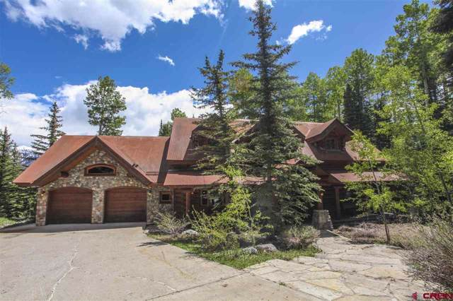 237 Benchmark Drive J, Mountain Village, CO 81435 (MLS #764064) :: The Dawn Howe Group   Keller Williams Colorado West Realty