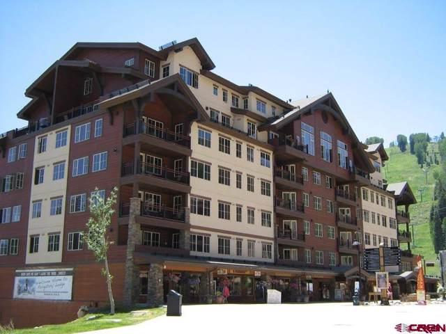 24 Sheol Street #303 F, Durango, CO 81301 (MLS #764093) :: Durango Mountain Realty