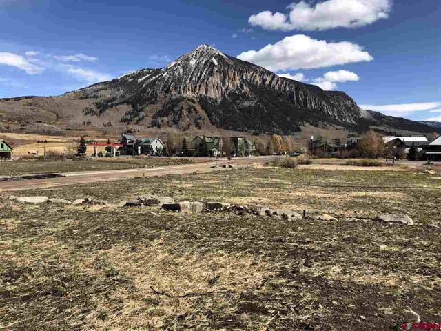 507 Teocalli Avenue Avenue, Crested Butte, CO 81224 (MLS #764130) :: The Dawn Howe Group | Keller Williams Colorado West Realty