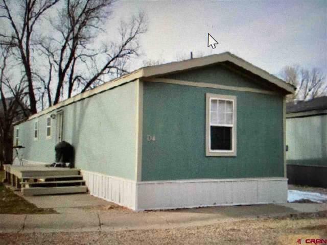 485 Florida Road D4, Durango, CO 81301 (MLS #764157) :: Durango Mountain Realty