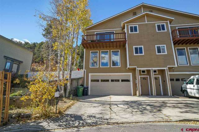 3231 W 7th Avenue, Durango, CO 81301 (MLS #764250) :: Durango Mountain Realty