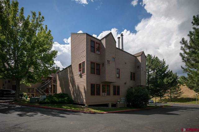 6 Ferringway Circle #2, Durango, CO 81301 (MLS #764273) :: Durango Mountain Realty