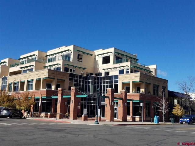1201 Main Avenue #105, Durango, CO 81301 (MLS #764278) :: Durango Mountain Realty