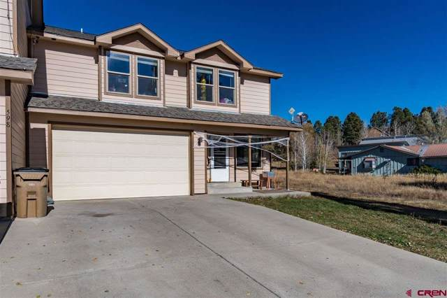 598 E Golf Place Unit B, Pagosa Springs, CO 81147 (MLS #764311) :: The Dawn Howe Group | Keller Williams Colorado West Realty