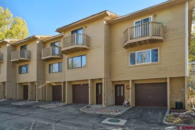 2921 Richard Drive #6, Durango, CO 81301 (MLS #764336) :: Durango Mountain Realty