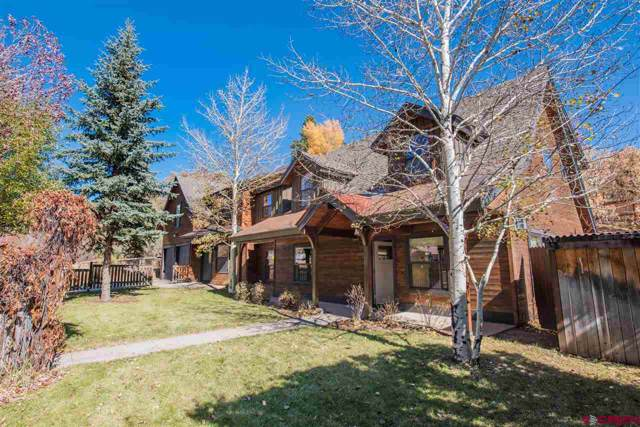 2830 Junction Street, Durango, CO 81301 (MLS #764353) :: Durango Mountain Realty