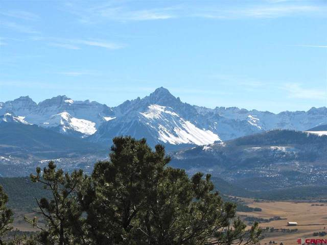 Tract 7 Old Relay Road, Ridgway, CO 81432 (MLS #764365) :: The Dawn Howe Group | Keller Williams Colorado West Realty