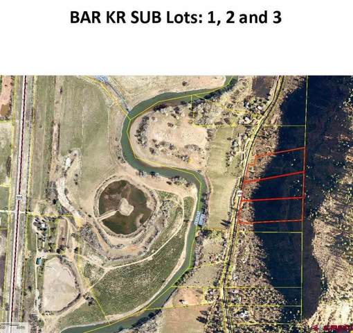 TBD Cr 250 (Lot 1, 2 And 3 Combined), Durango, CO 81301 (MLS #764371) :: Durango Mountain Realty