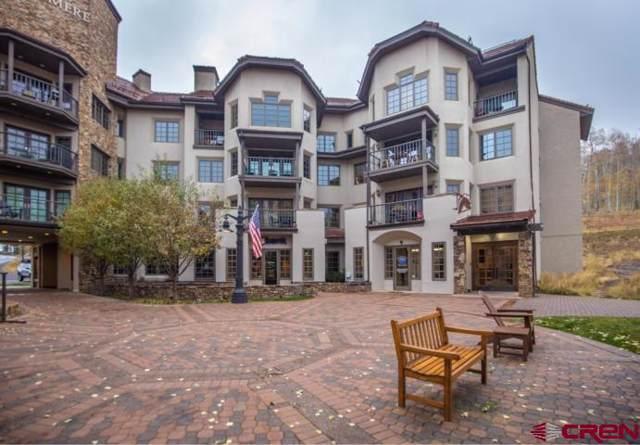 622 Mountain Village Boulevard #102, Mountain Village, CO 81435 (MLS #764375) :: The Dawn Howe Group   Keller Williams Colorado West Realty