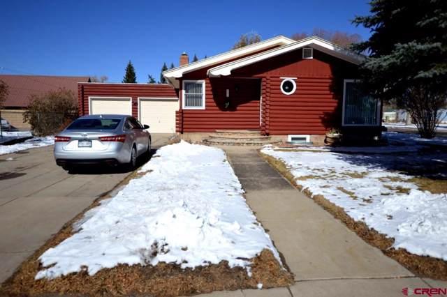 602 W Virginia Avenue, Gunnison, CO 81230 (MLS #764404) :: The Dawn Howe Group | Keller Williams Colorado West Realty